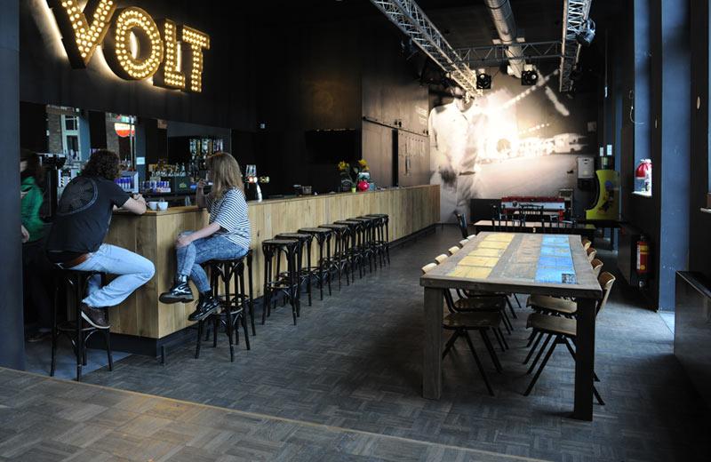 L - Tessera - Project Volt Café
