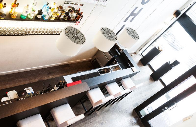 Z - Paris - Projekt Zushi Bar - Knokke - Belgien